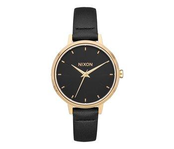 Nixon - montre medium kensington leather