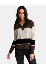 rvca Rvca - pull decisive polo knit