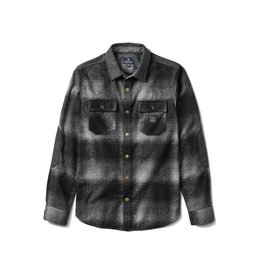 Roark Roark - chemise nordsman flannel black