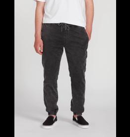volcom Volcom - pantalon frickin slim jogger stealth