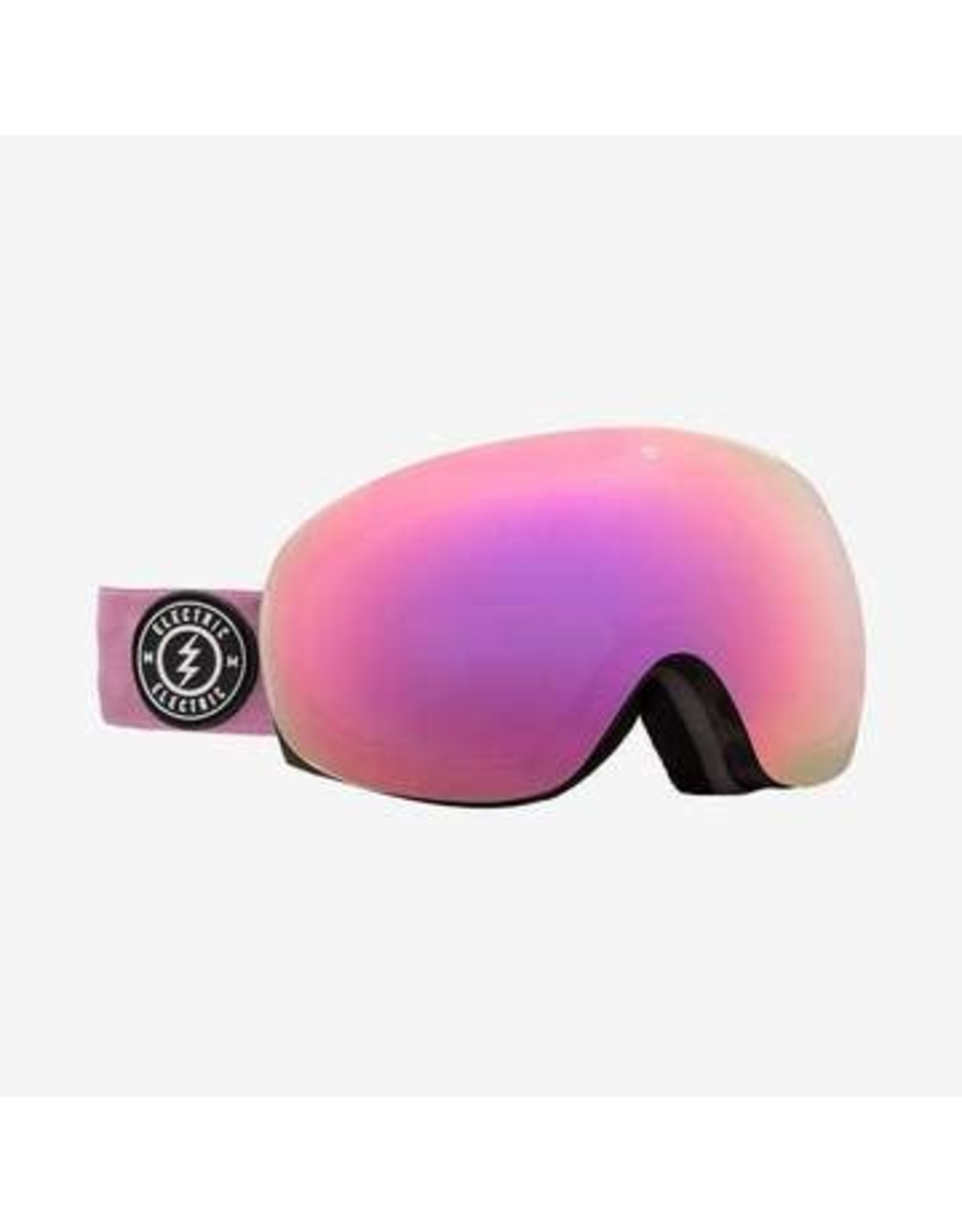 electric Electric - lunette snowboard EG3.5 tort mauve brose/pink chrome