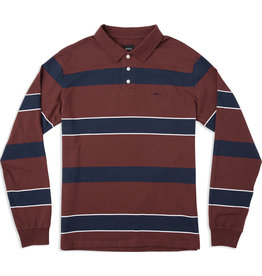 rvca RVCA - Polo junior  darklands LS