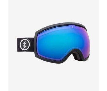 Electric - lunette snowboard EG2 matte black brose/bluechrome