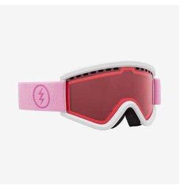 electric Electric - lunette snowboard EGV.K matte white mauve /pink