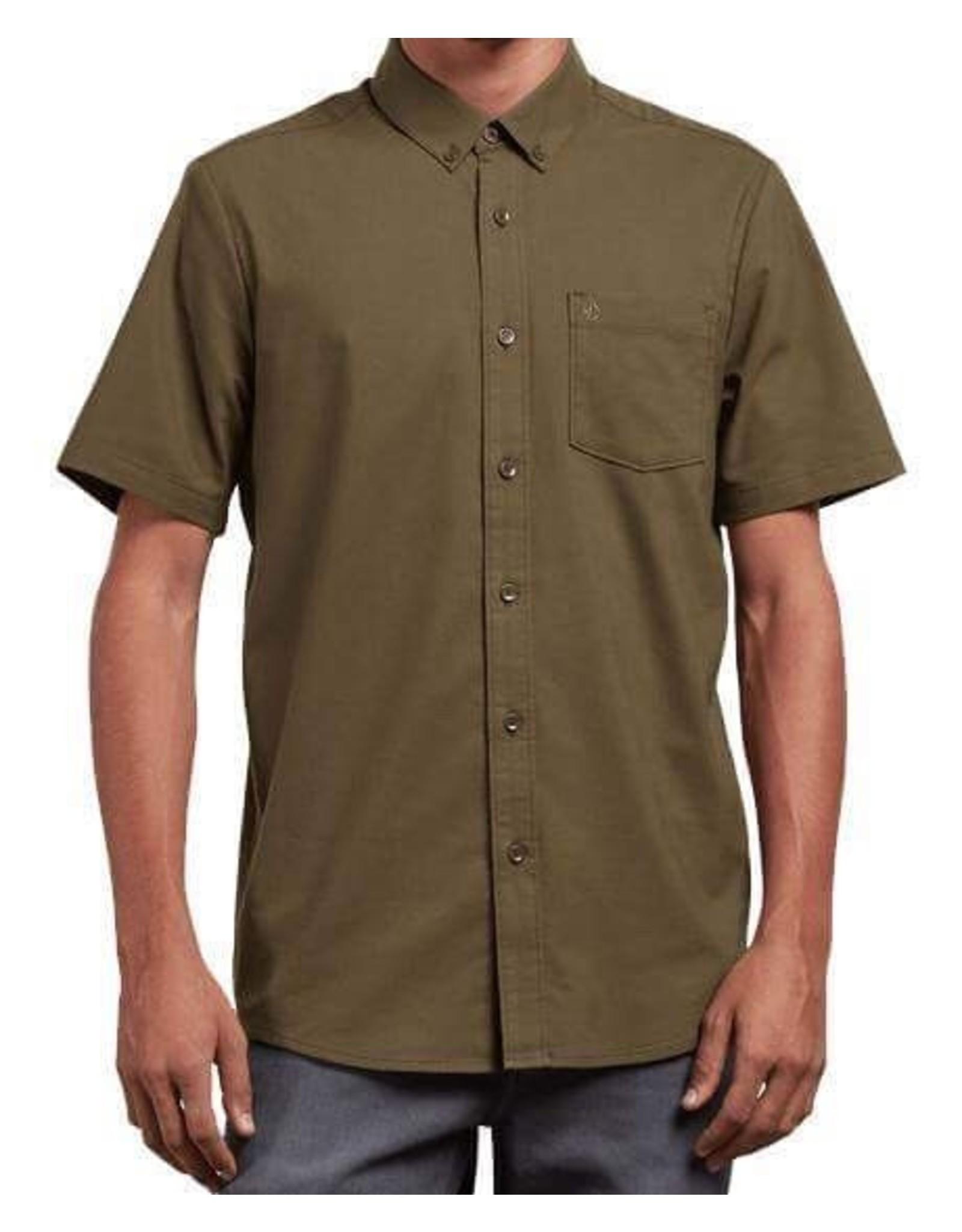 volcom Volcom - chemise everett  oxford S/S