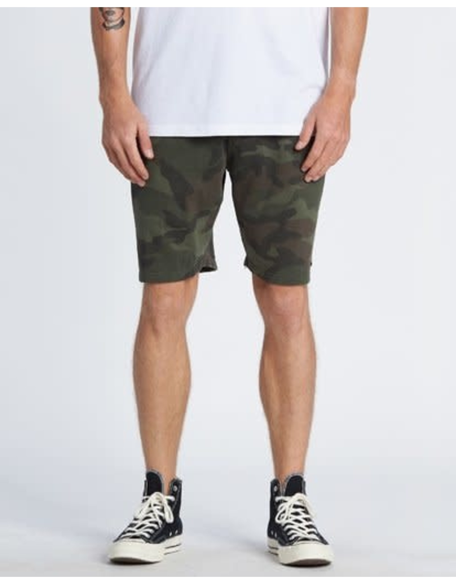 billabong Billabong - short wave washed camo
