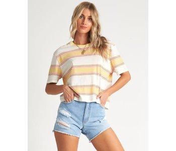 Billabong - t-shirt soul babe 2 pineapple