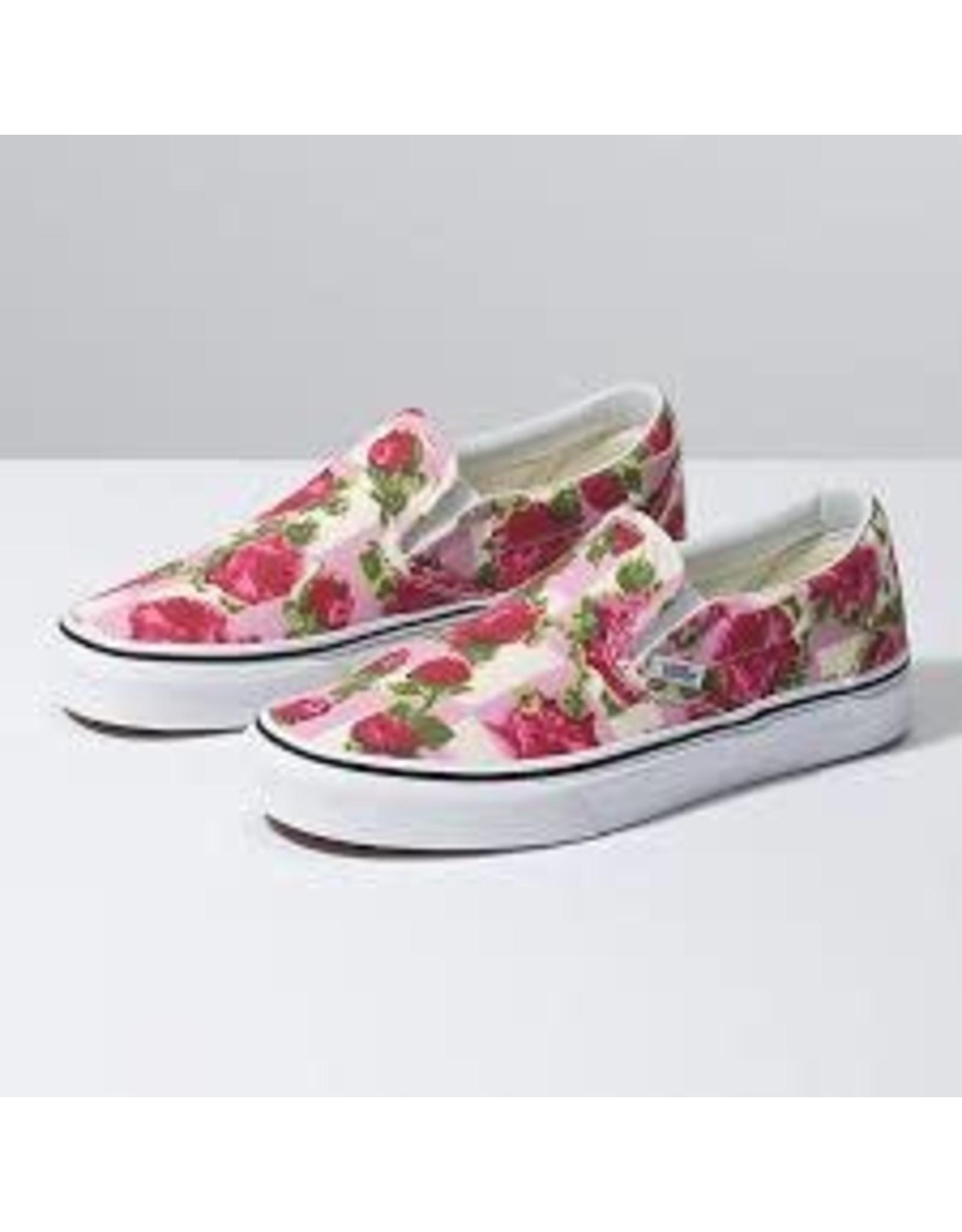 vans Vans - soulier classic slip-on (romantic)