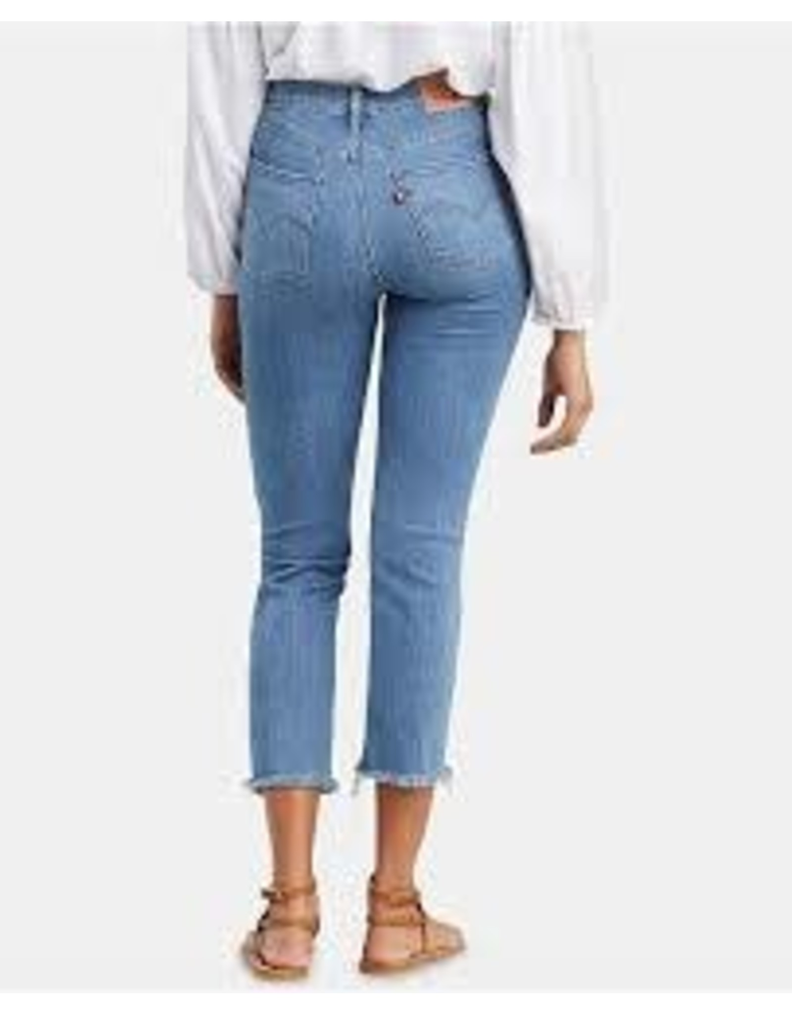 levi's Levi's - jeans 724 high rise straight crop