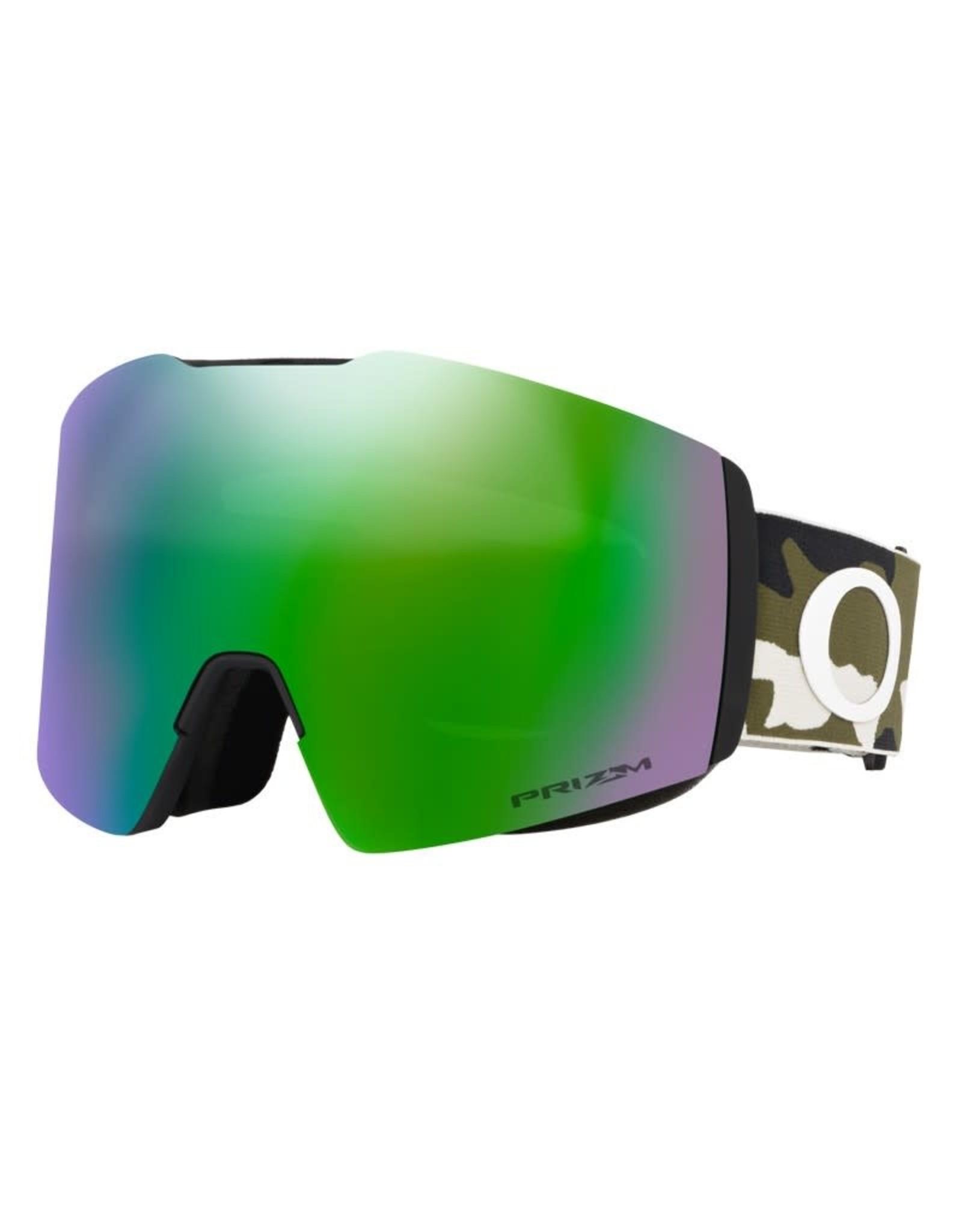 Oakley Oakley - lunette snowboard fall line XL dark brush camo