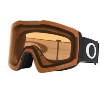 Oakley - lunette snowboard fall line XL Matte black prizm persimmon GBL