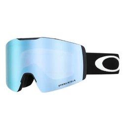Oakley Oakley - lunette snowboard fall line  XL matte black priz sapphire GBL