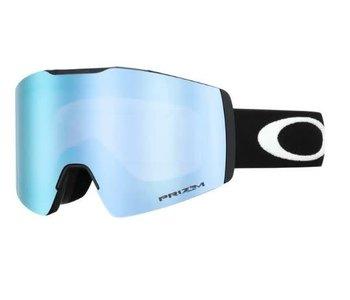Oakley - lunette snowboard fall line  XL matte black priz sapphire GBL