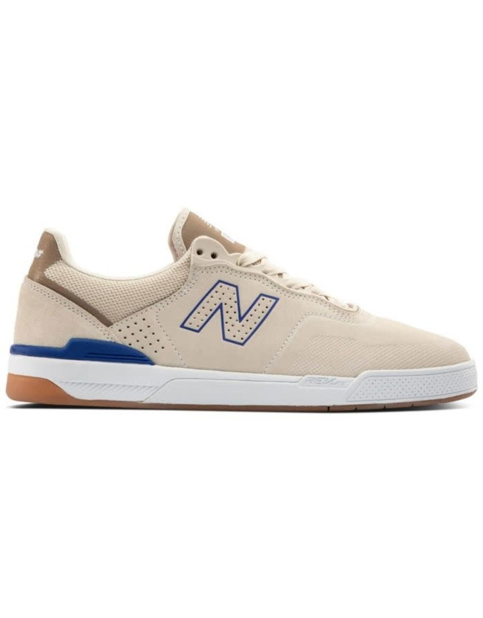 new balance NB - soulier numeric 913 white/blue