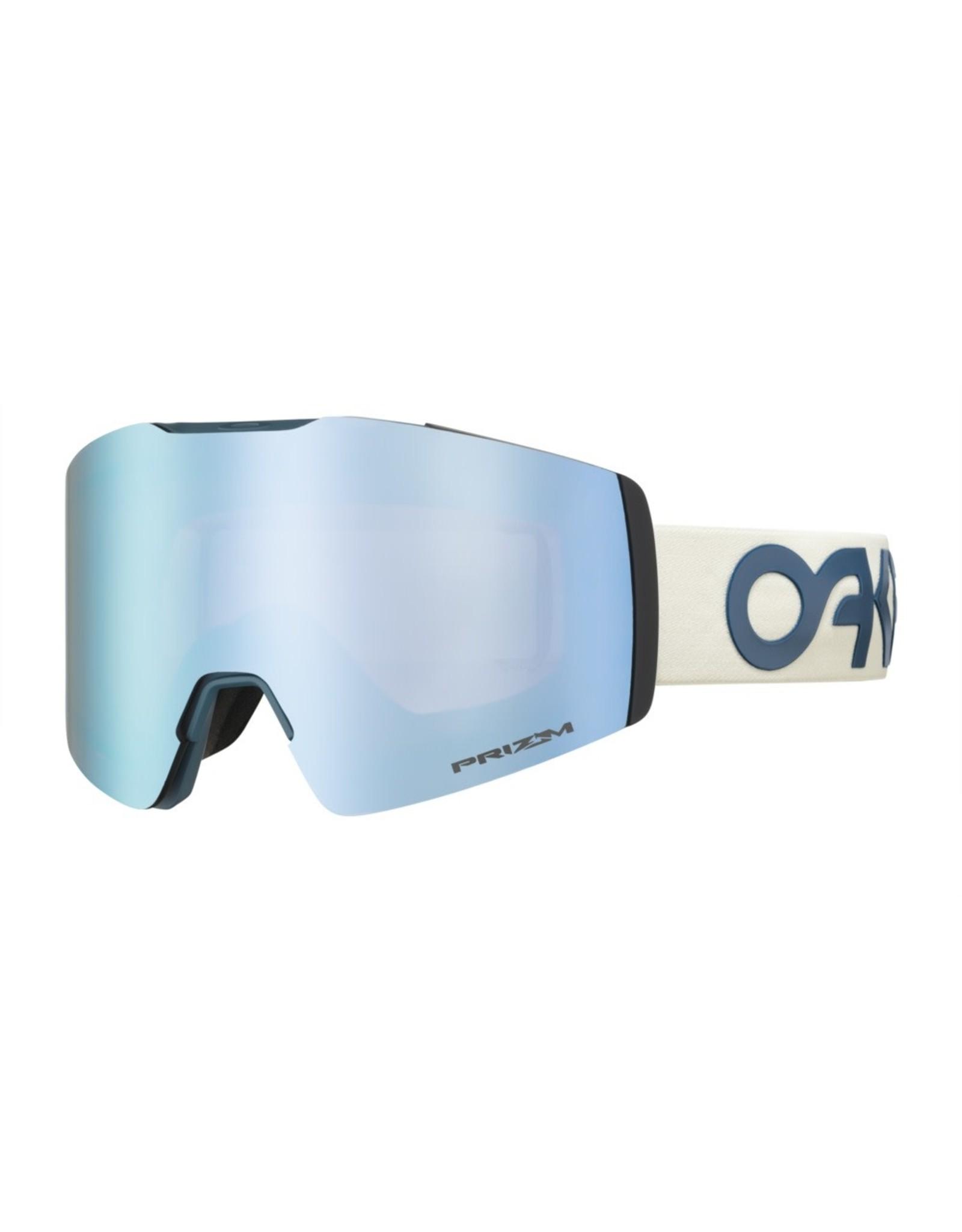 Oakley Oakley - lunette snowboard fall line factory pilot progression prizm sapphire