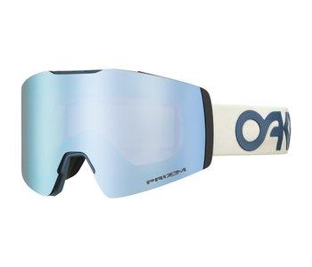 Oakley - lunette snowboard fall line factory pilot progression prizm sapphire