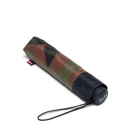 herschel Herschel - parapluie compact woodland camo/black
