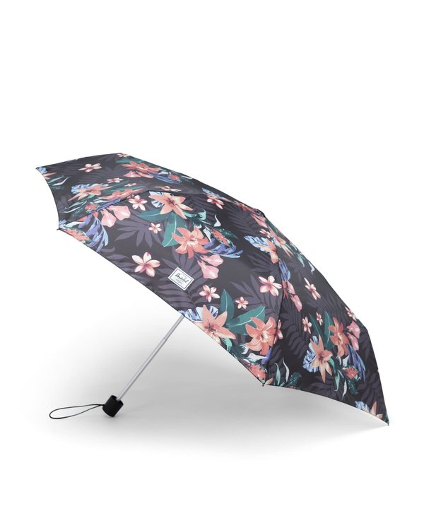 Herschel - parapluie compact summer floral black