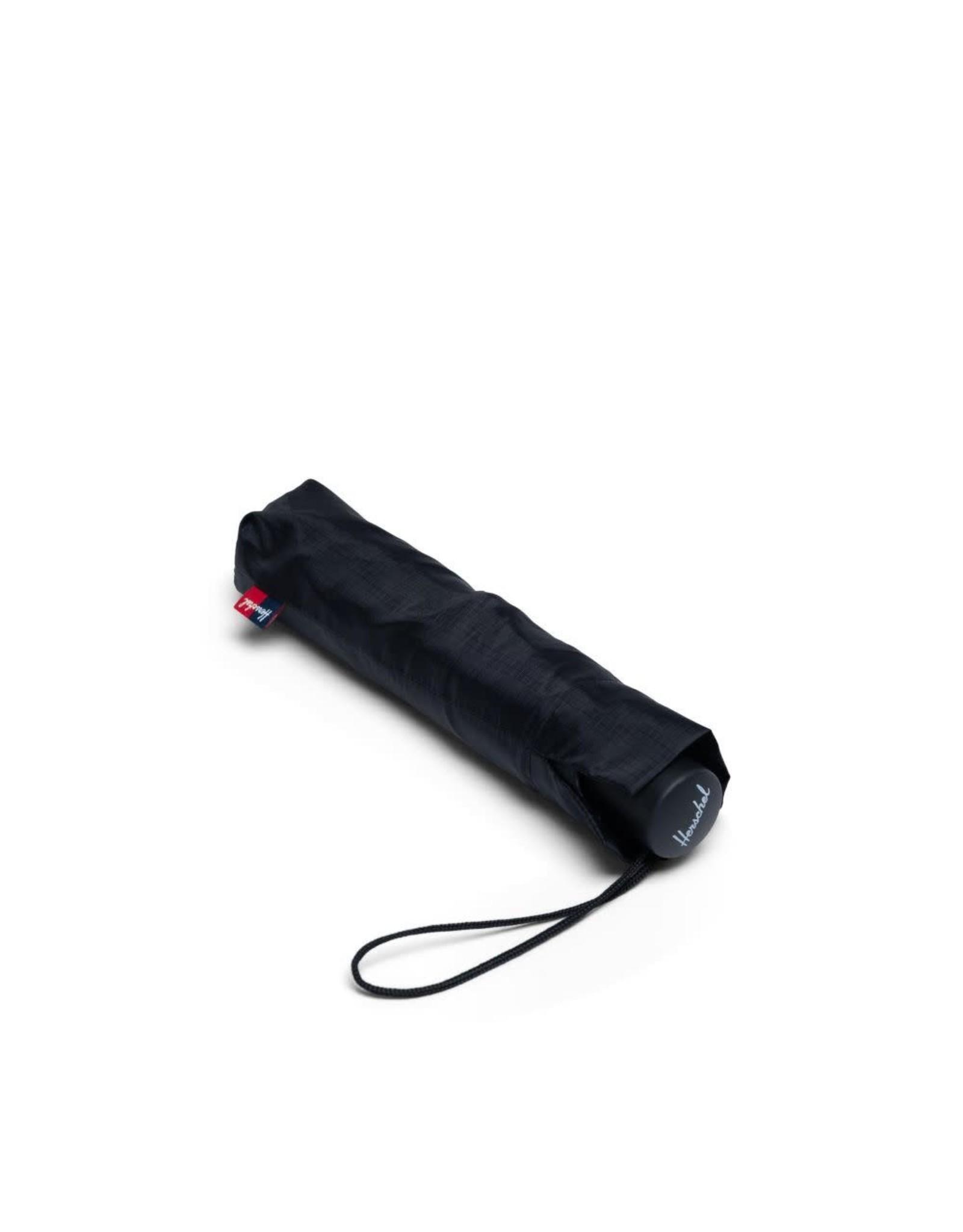 herschel Herschel - parapluie compact black/black