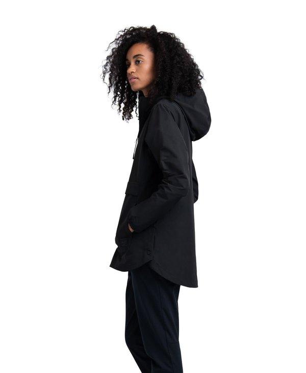 Herschel - Anorak  femme classic black