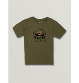 volcom Volcom - t-shirt viewer military green