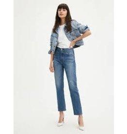 Levi's - jeans 501 original fit anthens dark/dark indigo