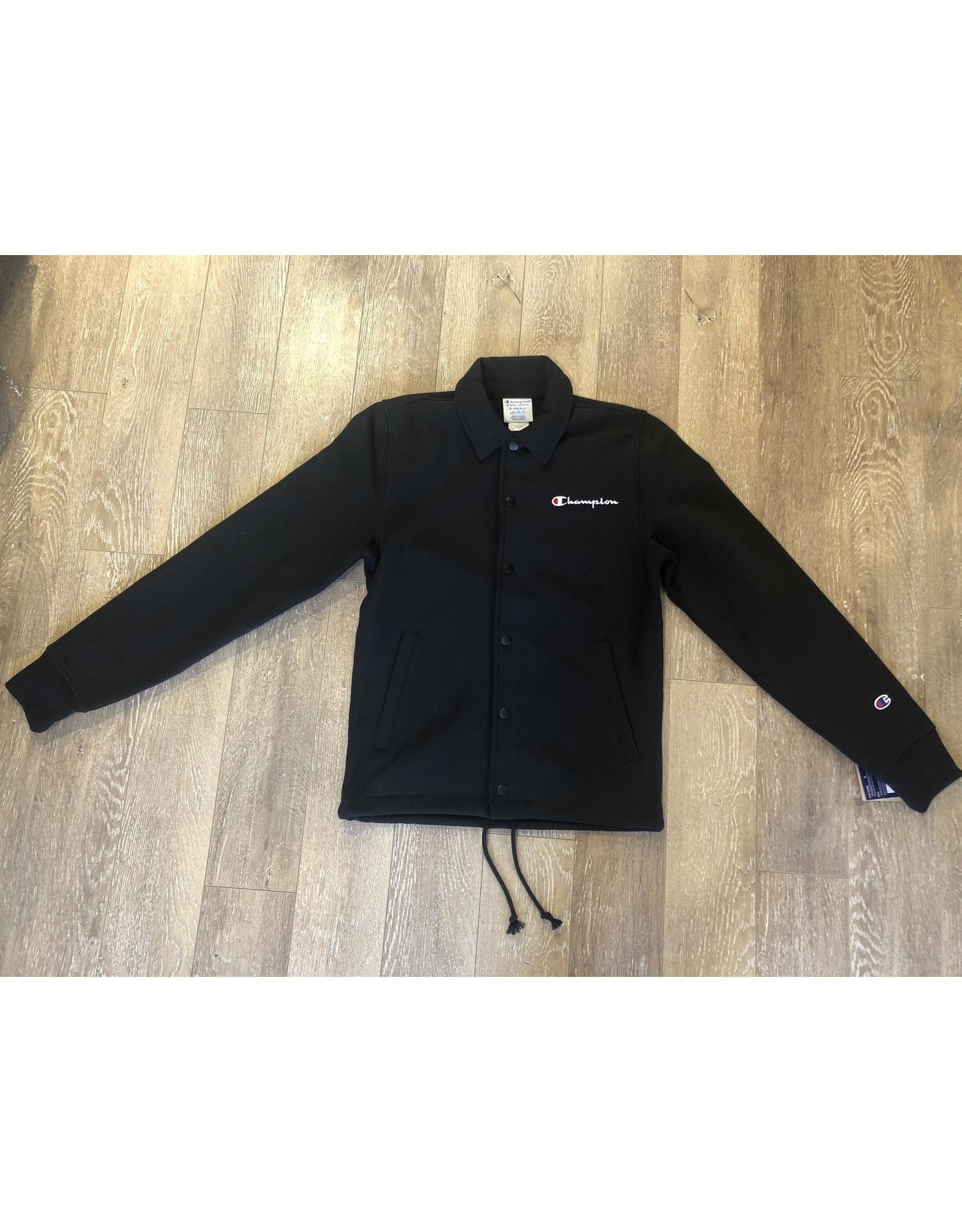 champion Champion - Manteaux Reverse Weave Coaches Black