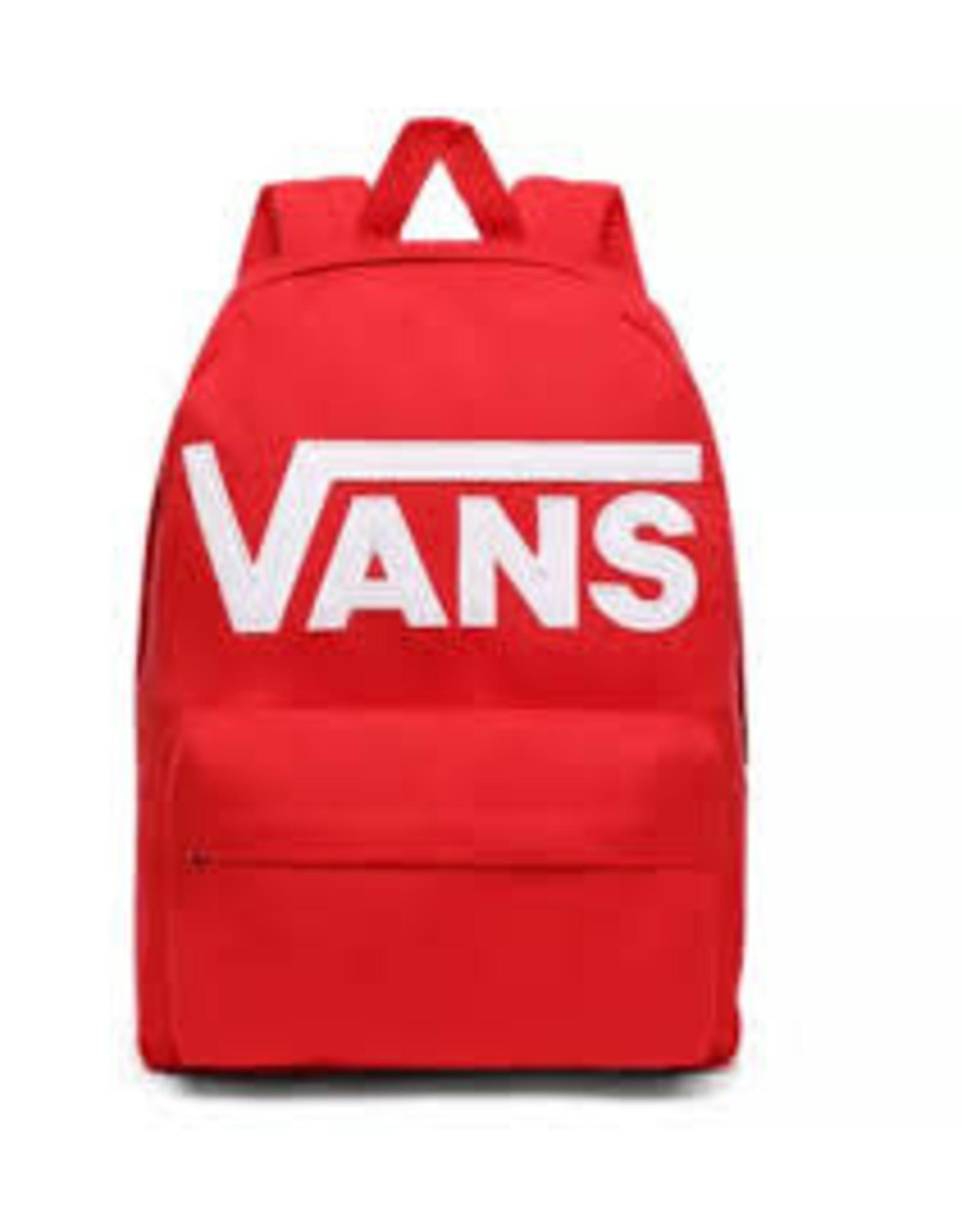 vans Vans - Sacs à Dos Old School III Racing Red