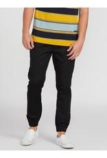 volcom Volcom - pantalon frickin slim jogger black