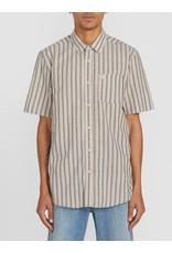 volcom Volcom - chemise duffel stripe vintage brown