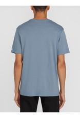 volcom Volcom - t-shirt solid stormy blue