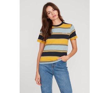 Volcom - t-shirt chromatic crewneck cool blue