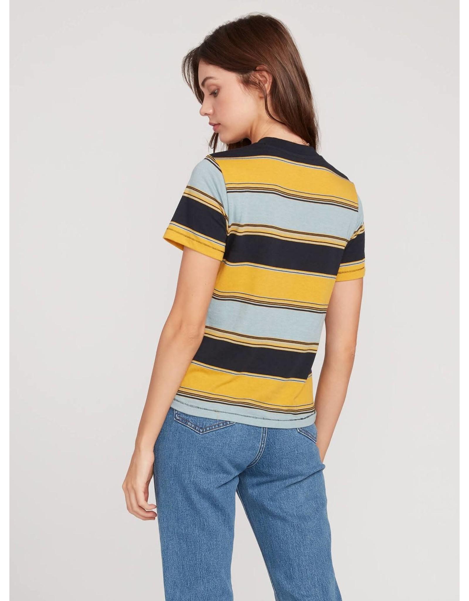 volcom Volcom - t-shirt chromatic crewneck cool blue