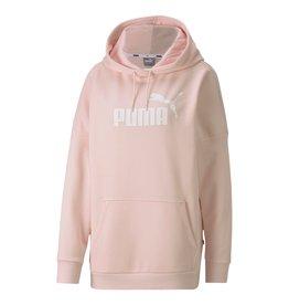 puma Puma - Ouaté Elongated Hoody Rosewater