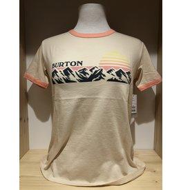 burton Burton - T-shirt Timkey SS Creme Brulee