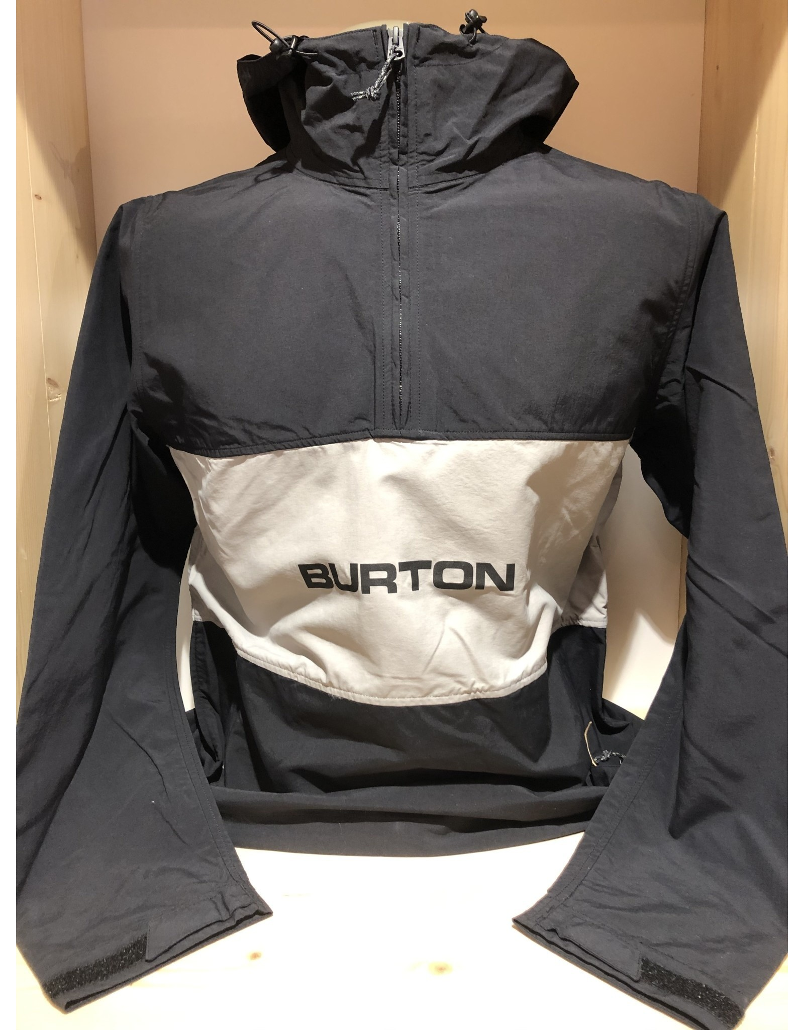 burton Burton - Anorak Antiup True Black