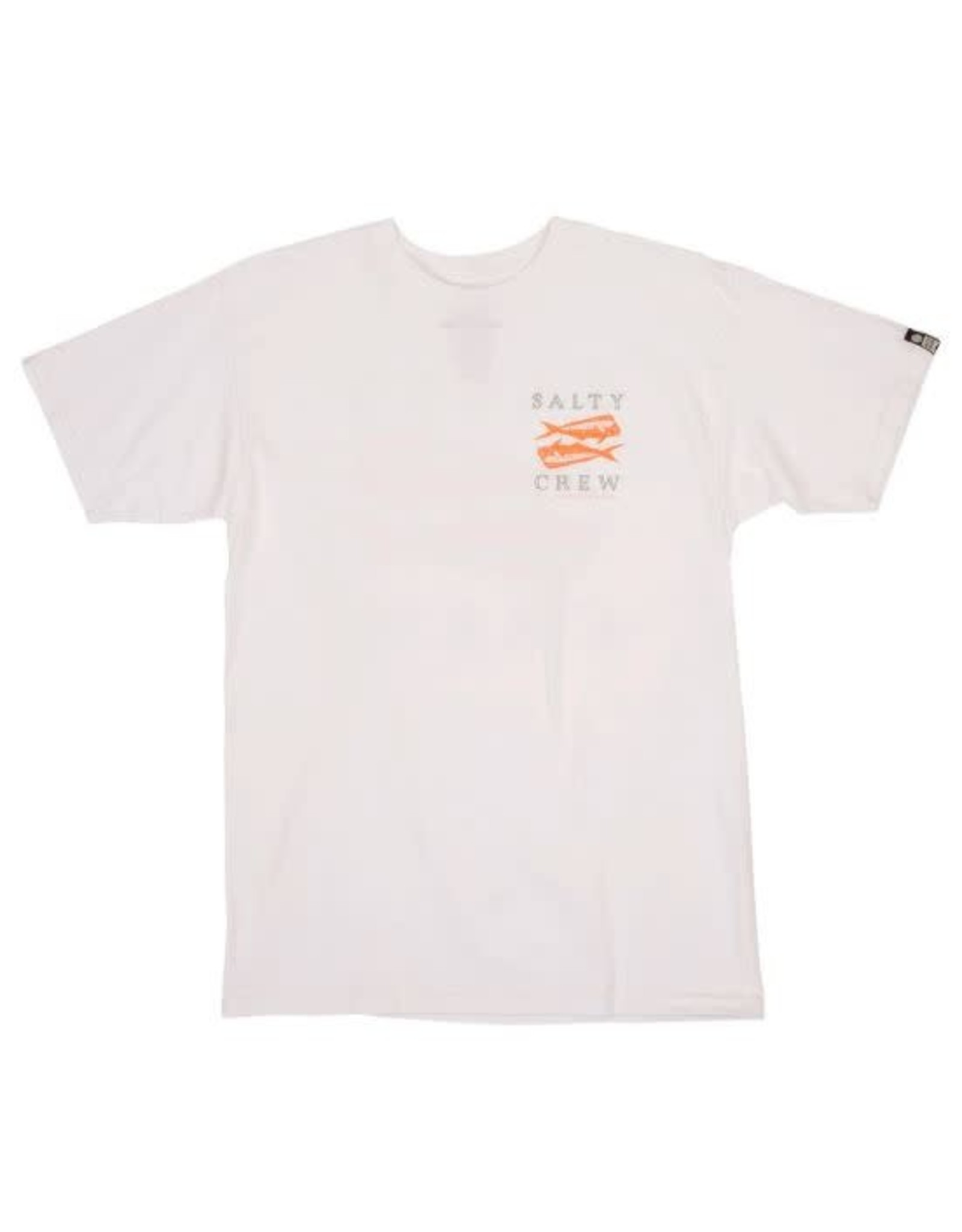 salty crew Salty Crew - Double Up S/S White