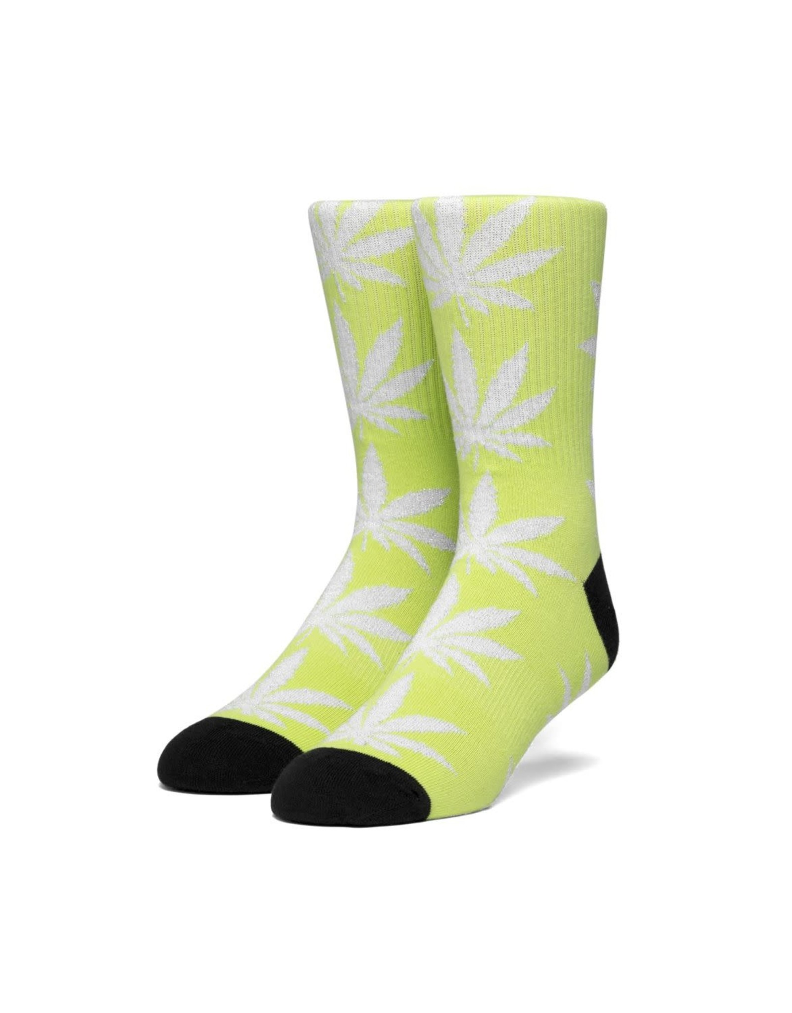 huf Huf - Bas Plantlife Metallic Leaves Hot Lime