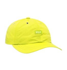 huf Huf - Casquette Dwr Fuck It CV 6 Panel Hot Lime