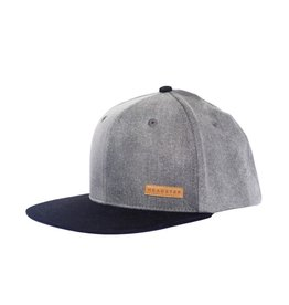 Headster Headster - Casquette Jeany Grey