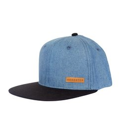 Headster Headster - Casquette Jeany Blue