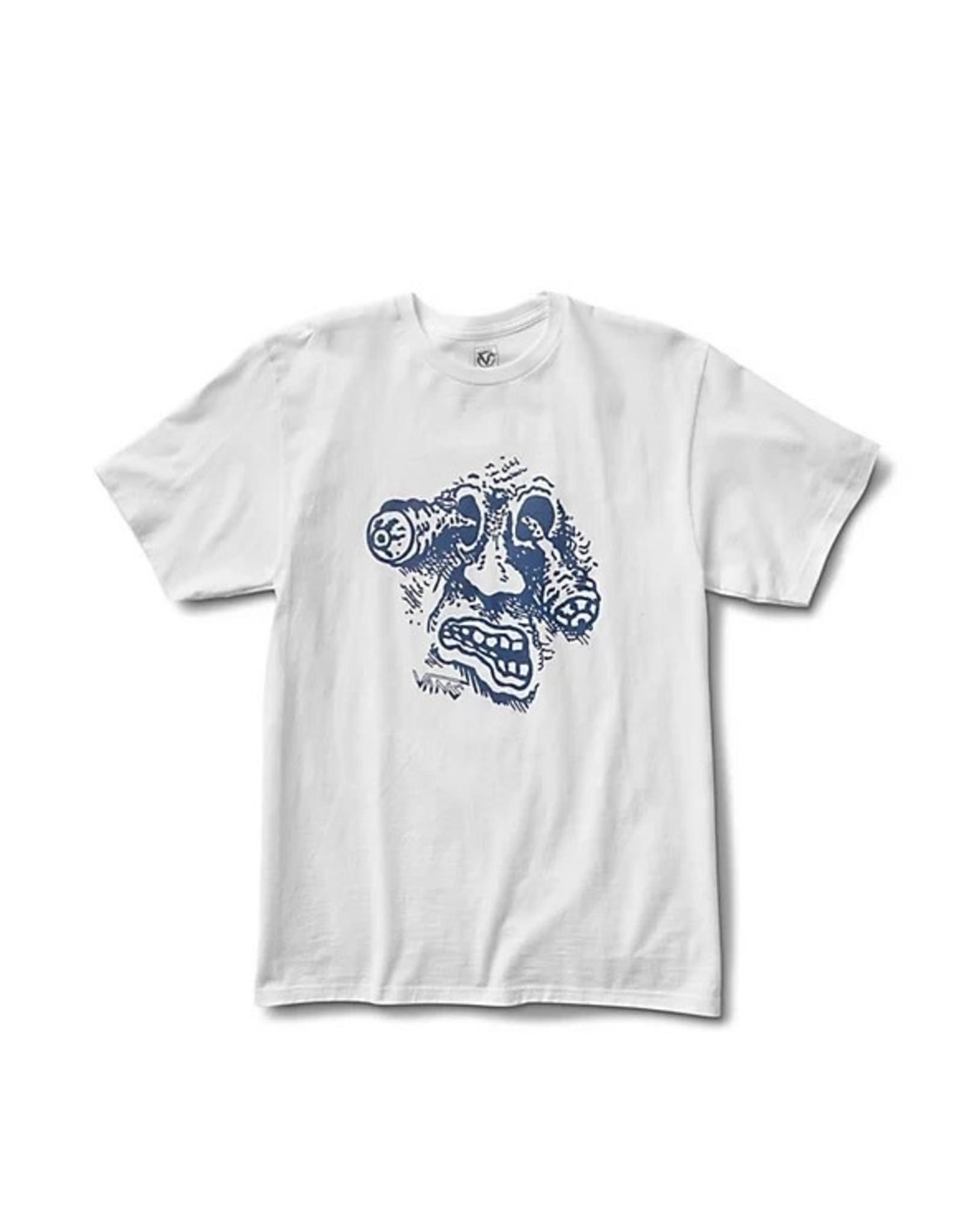 vans Vans - T-Shirt Homme Rowan Zorilla White
