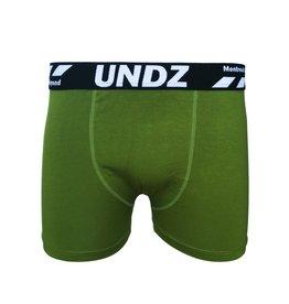undz Undz - Boxer Homme Green