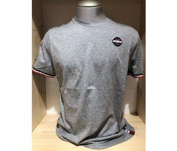 Vuarnet - T-Shirt Homme Ionio Grey Melange
