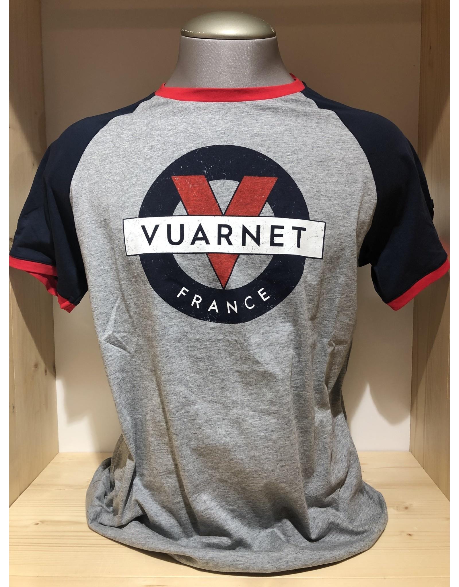 vuarnet Vuarnet - T-Shirt Homme Caraibi Grey Navy