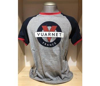 Vuarnet - T-Shirt Homme Caraibi Grey Navy
