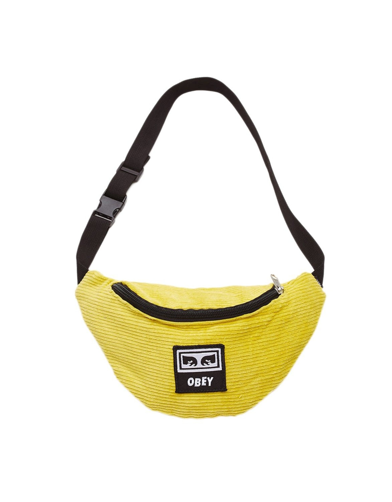 Obey Obey - Sac Banane Wasted Hip Mellow Yellow