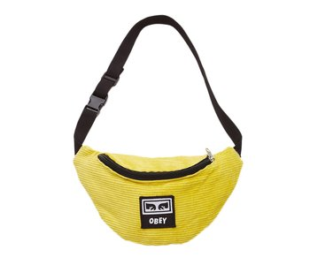 Obey - Sac Banane Wasted Hip Mellow Yellow