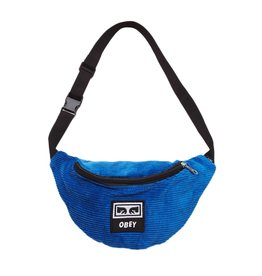 Obey Obey - Sac Banane Wasted Hip Ultramarine