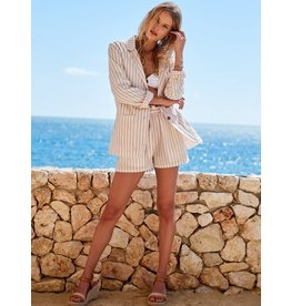 Roxy Roxy - Blazer Femme Day To Night Cafe Creme Zoupla Vertical